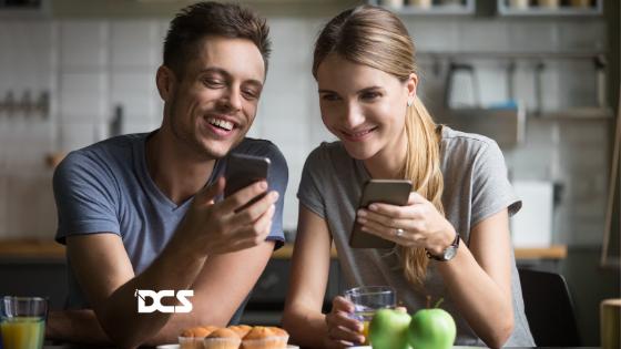 Aplicativo de pedidos on-line da iDCS